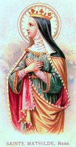 Neuvaine Sainte Mathilde